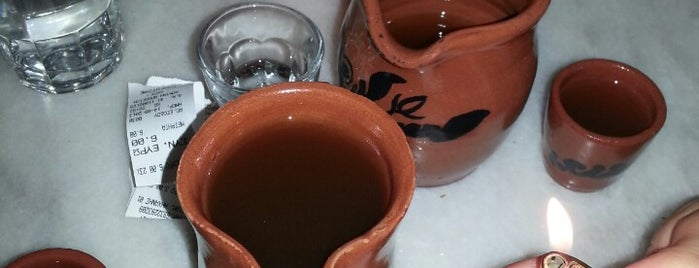Potistiri is one of The best after-work drink spots in Volos.