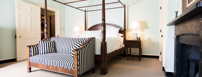 Rachael's Dowry Bed and Breakfast is one of Maryland Green Travel Hotels and Inns.