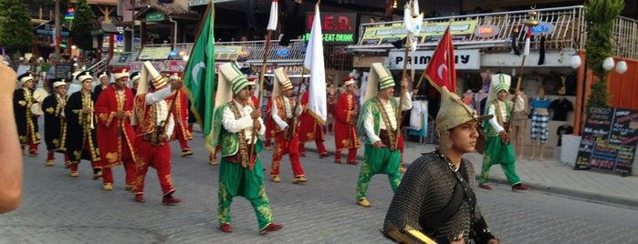 Hisarönü is one of Türkiye.