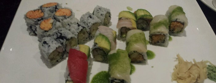 Izumi Sushi & Hibachi All You Can Eat is one of Favorites.