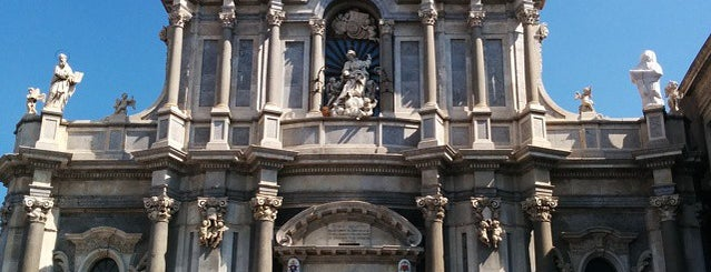 Cattedrale di Sant'Agata is one of Catania.