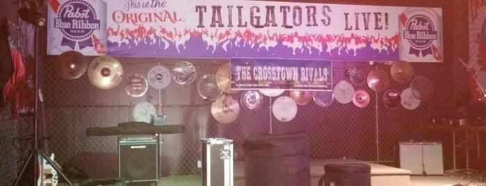 Tailgators Sports Bar is one of Iowa's Music Venues.