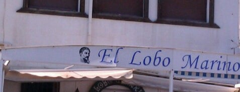 El Lobo Marino is one of El Campello.