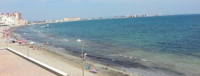 Playa Ensenada del Esparto is one of Playas.