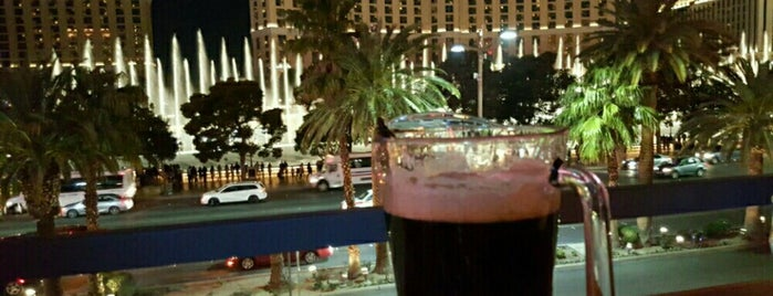 Chateau Beer Garden is one of 7 New Vegas!.