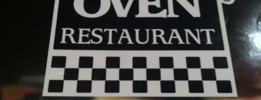 Italian Oven is one of Our Partners.