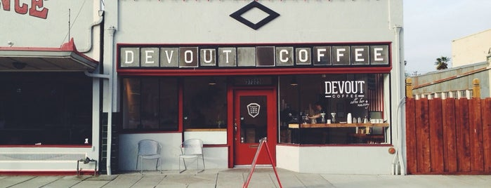 Devout Coffee is one of Best Coffee/Tea.