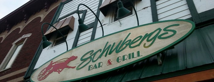 Schuberg's Bar & Grill is one of Ferris.