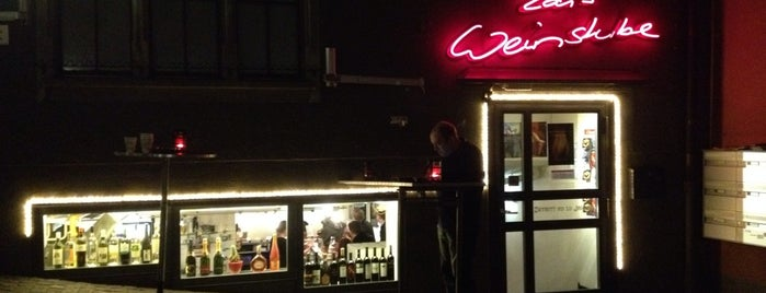 Edi's Weinstube is one of Approved Places in and around Zurich.