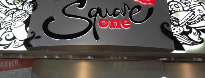 Square One is one of Fave's.