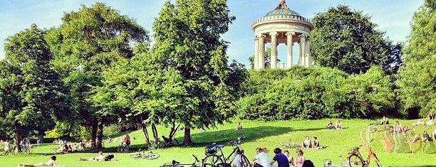 Englischer Garten is one of München.