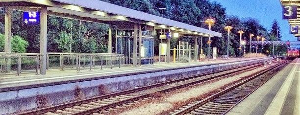 Bahnhof Memmingen is one of Bahnhöfe Deutschland.
