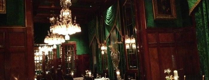 Restaurant Anna Sacher is one of Restaurantes.