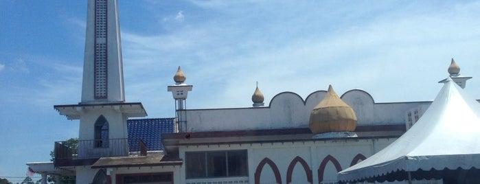 Masjid Naim is one of masjid.