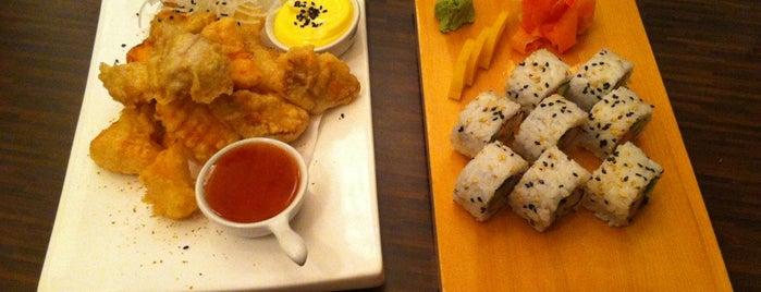 Osaka Sushi Bar is one of My favorite restaurants.