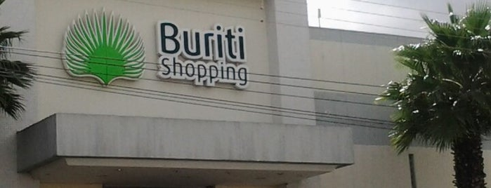 Buriti Shopping is one of Shopping.