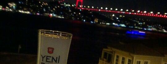 Güverte is one of RAKI & BALIK & BOĞAZ.