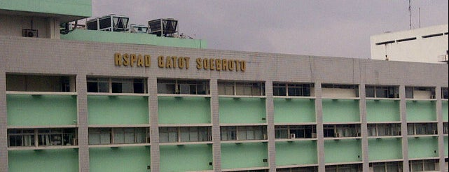 RSPAD Gatot Subroto is one of It's a Boy! & It's a Girl! Badge.