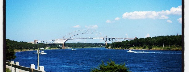 Cape Cod Canal is one of Landmarks.