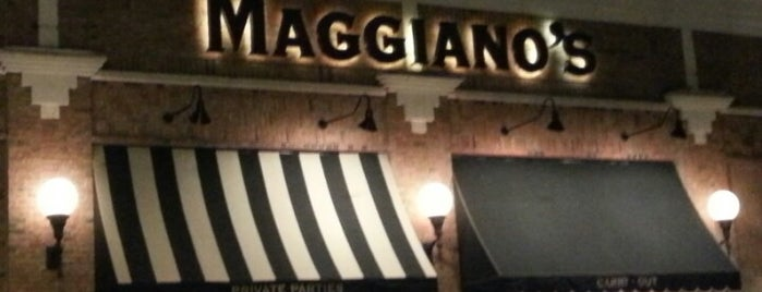 Maggiano's Little Italy is one of The 15 Best Places with Good Service in Indianapolis.