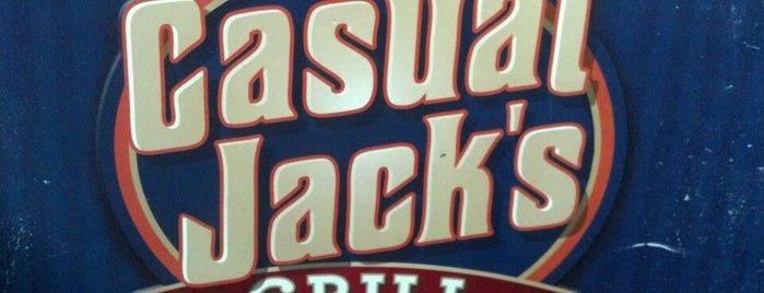 Casual Jack's Grill is one of Eateries.