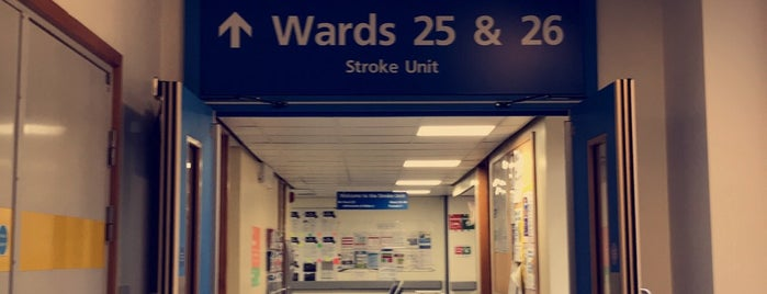Leicester Royal Infirmary is one of #UK.