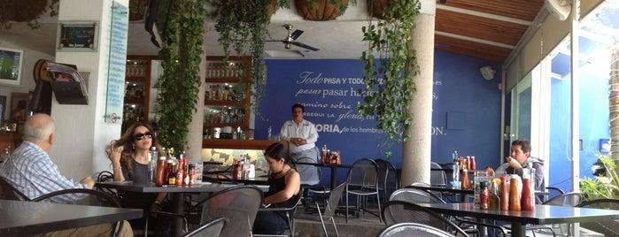La Mar Restaurante is one of Gdl.