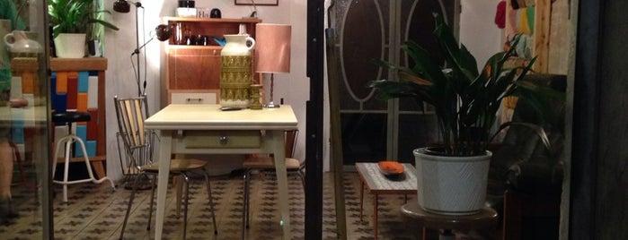 Tiendas muebles y objetos vintage barcelona - Muebles vintage en barcelona ...