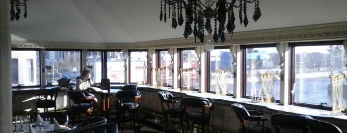 Панорамика is one of Рестораны с нереальным видом.