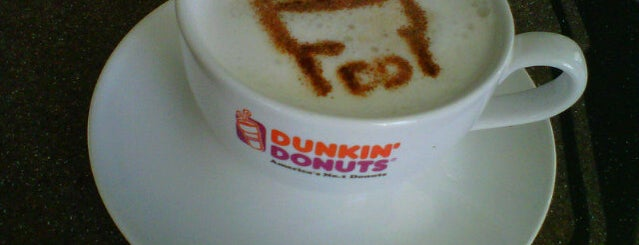 Dunkin' Donuts is one of Makasar.