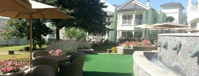 Hemingways Nairobi hotel is one of Cool Places.