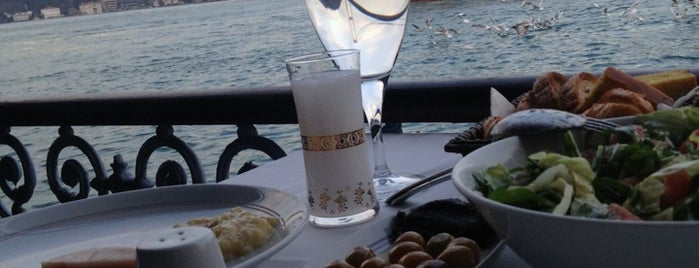 İskele Restaurant is one of Beşiktaş-Sariyer.