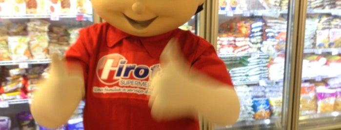 Hirota Supermercados is one of Já Fui SP.