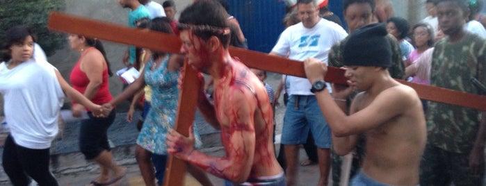 Igreja Imaculada Conceição is one of #Rio2013 | Catequese [Portuguese].