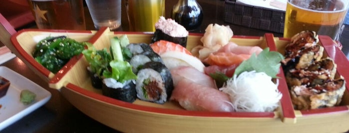 Ba Gu Restaurant is one of The 15 Best Places for Sushi in Minneapolis.