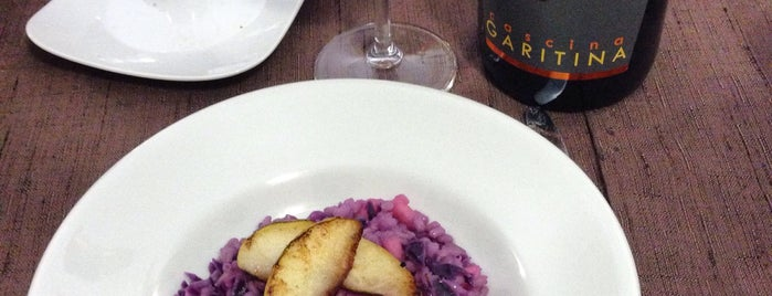 Hosteria Capel Rosso is one of 20 favorite restaurants.