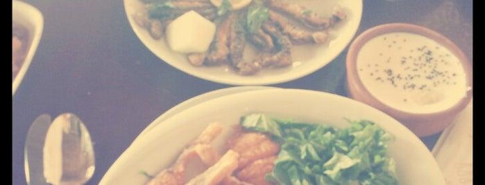 Bayır Balık Restaurant is one of Buradayım.