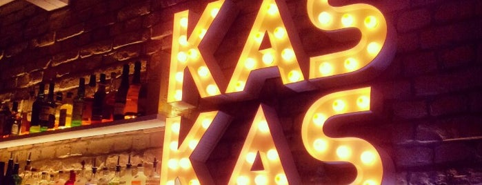 KAS KAS is one of Vilnius.