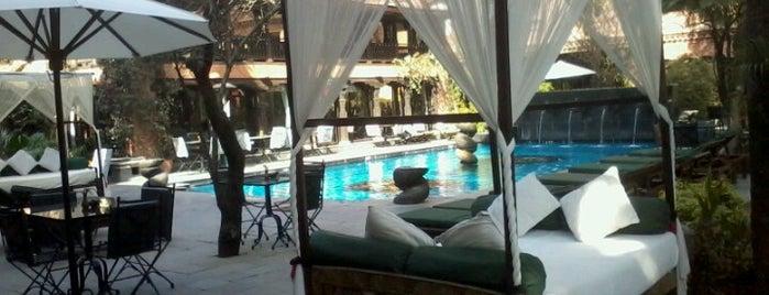 Dwarika Hotel is one of Yeti Trail Adventure.