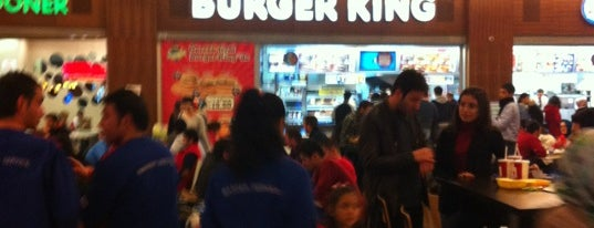 Burger King is one of Top 10 dinner spots in Erzurum.