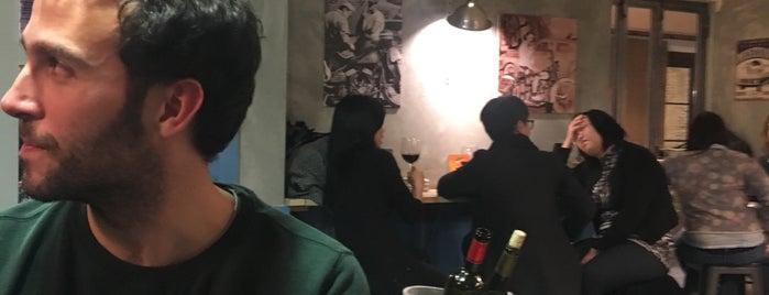 Sin nombre is one of Restaurants fora BCN.