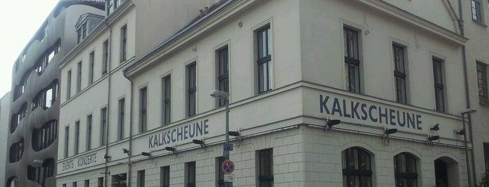 Kalkscheune is one of Berlin.