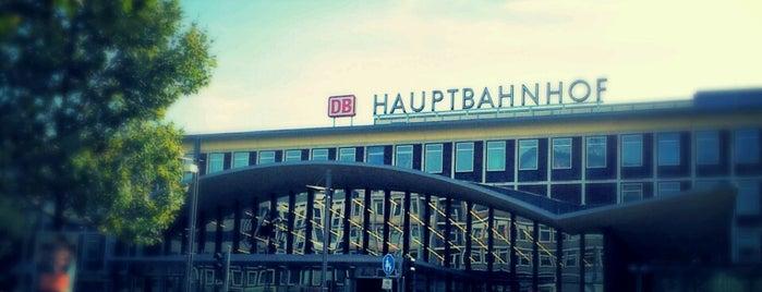 Bochum Hauptbahnhof is one of Bahnhöfe Deutschland.