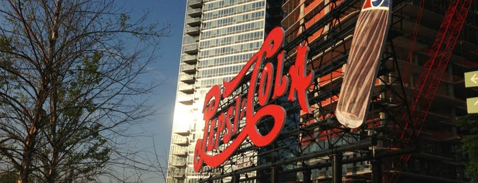Pepsi Cola Sign is one of New York.