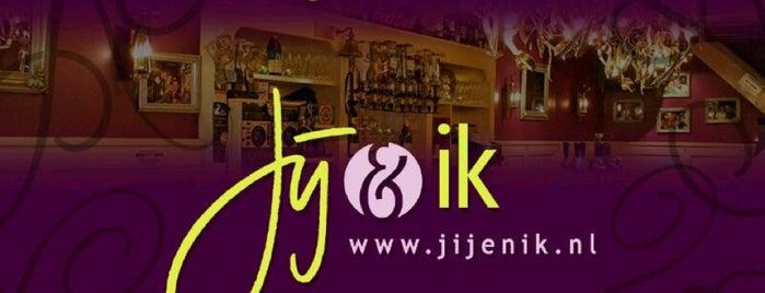Borrelcafe Jij & Ik is one of Cafés & Bars.