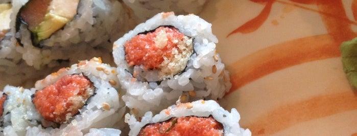 Zen Sushi is one of Bento (NY).