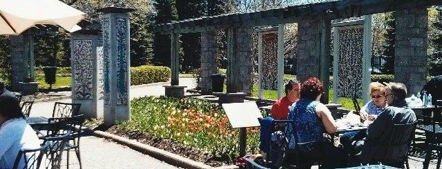Jardin Botanique de Montréal / Montreal Botanical Garden is one of Best Terrasses in Montreal.