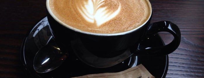 Artigiano is one of London's Best Coffee.