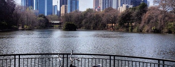 Piedmont Park is one of Birds, Mountains, and Lakes, Oh My!.