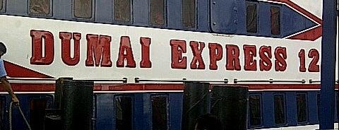 Kapal MV. Dumai Line 2 is one of Guide to Karimun's best spots.